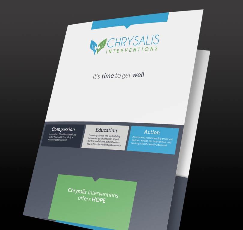 Chrysaslis Interventions Presentation Folder